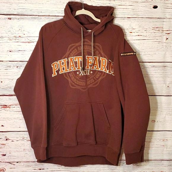 Phat Farm Shirts Phat Farm Hoodie Poshmark